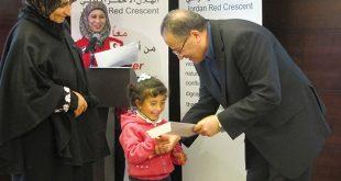 الدكتور محمد مطلق الحديد الرئيس العام للهلال الأحمر الأردني