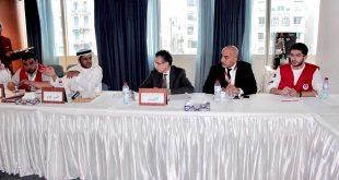 لقاء تنسيقي لجمعيات الهلال الاحمر والصليب الاحمر العربية بتونس