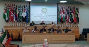 الملتقى الثالث لرؤساء أجهزة الحماية المدنية ورؤساء جمعيات الهلال الأحمر والصليب الأحمر #تونس