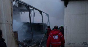 المنظمة العربية للهلال الأحمر والصليب الأحمر تدين استهداف فرع الهلال الأحمر السوري في القنيطرة