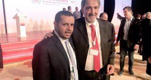 الأمين العام للمنظمة يلتقي رئيس الاتحاد الدولي للصليب الأحمر والهلال الأحمر لمواجهة قلق تدهور الوضع الانساني في العالم العربي