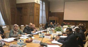 المنظمة العربية للهلال الأحمر والصليب الأحمر تطرح مشروعاتها وبرامجها ضمن اطار التنسيق بين منظومتي جامعة الدول العربية والأمم المتحدة