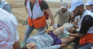 شهادة صحفيين: الهلال الأحمر الفلسطيني في غزة يسطر حروفا من نور الانسانية