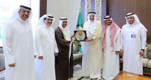 """""""السحيباني"""" يثمن جهود مكتب تنسيق المساعدات الإغاثية والإنسانية المقدمة من دول الخليج للاجئين"""