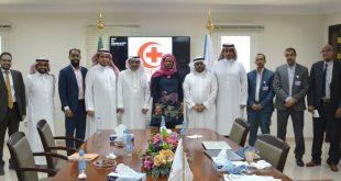وفد مؤسسة بيل غيتس الخيرية يزور المنظمة العربية لبحث التعاون الإنساني