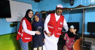 اركو تشيد بالجهود المستمرة لمركز الملك سلمان للإغاثة في مخيم الزعتري