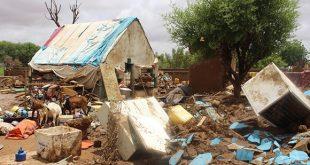 نداء إنساني عاجل من المنظمة العربية للهلال الأحمر والصليب الأحمر لإغاثة متضرري فيضانات موريتانيا