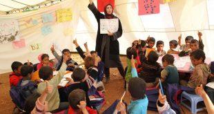 """تفعيلا لشعار"""" لكي لا يُترك أحد خلف الركب""""   التويجري: مواجهة أزمة تعليم أبناء اللاجئين بتأمين التمويل"""