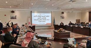 لقاء الأمانة العامة بالسفراء العرب: دعوة إلى تفعيل الشراكة بين الحكومات والجمعيات الوطنية لتعزيز دورها الإنساني
