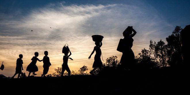 آثار التغيرات المناخية على حقوق الإنسان