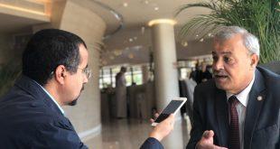 """الدكتور يونس الخطيب رئيس جمعية الهلال الأحمر الفلسطيني ل """"معكم"""": نتطلع إلى دور ريادي كبير للمنظمة العربية في المستقبل"""
