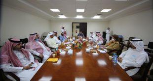 أمين عام الهلال الأحمر القطري يثمن جهود المنظمة العربية في العمل الإنساني